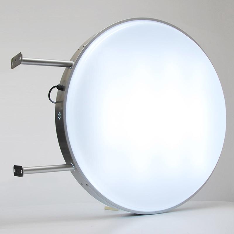 60cm Round Projecting Light Box LED
