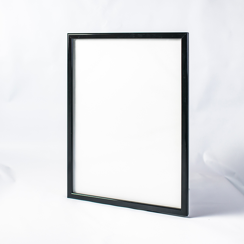A1 LED Illuminated Wall Mounted Snape Frame Poster Display - Pure ...